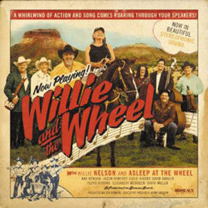 Willie Nelson & Asleep at the Wheel | Willie and the Wheel | 180g Vinyl LP