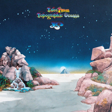 Yes | Tales From Topographic Oceans | 180g Vinyl 2LP