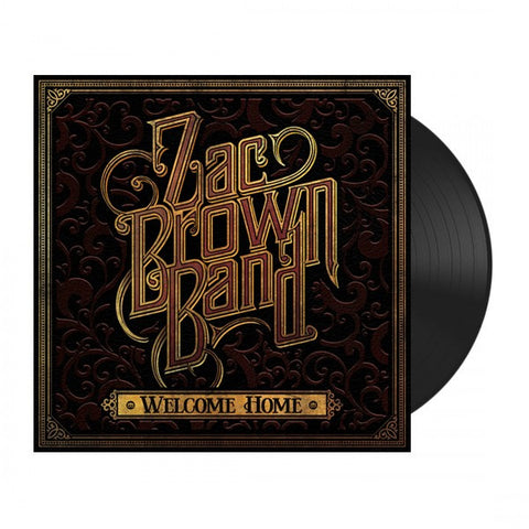 Zac Brown Band | Welcome Home | Vinyl LP