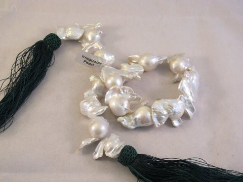 Fresh Water Pearl Beads Natural Pearl Cultured Pearl Best Quality 15.5''per Strand