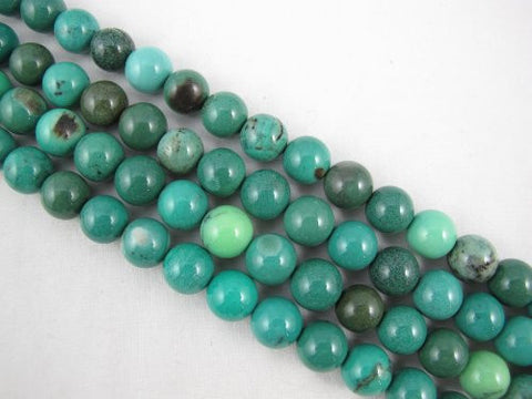 "Green Chrysoprase Beads Gemstone 12mm Round 33pcs 15.5"" Strand Finding Charms Jewelry Making&design Beading"
