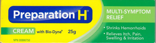 Preparation H To Help Puffy Eyes