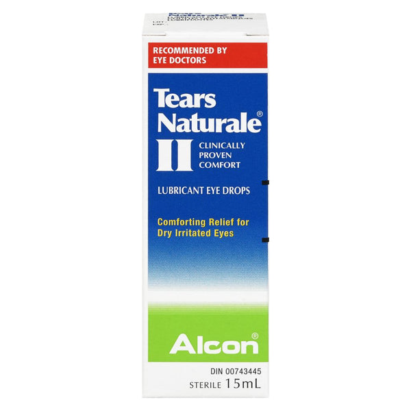 Alcon Tears Naturale II (15ml)