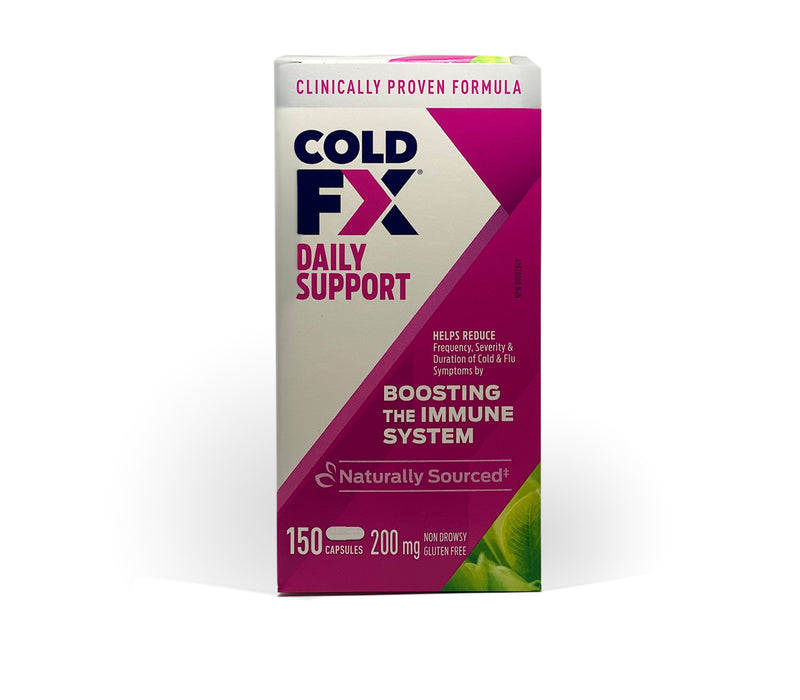 Cold-FX 200mg (150 Capsules)