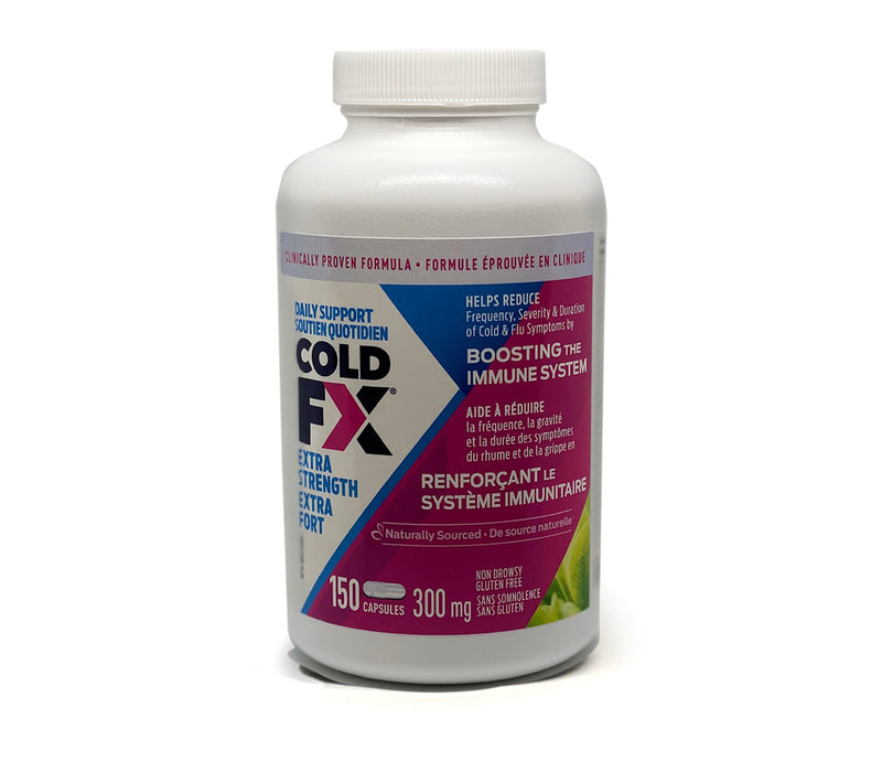 Cold-Fx Extra Strength 300mg 150 Capsules