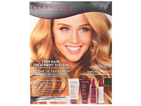 Keranique Thin Hair Treatment System