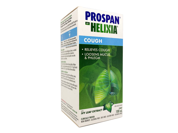 Helixia Adult Cough Syrup 100ML