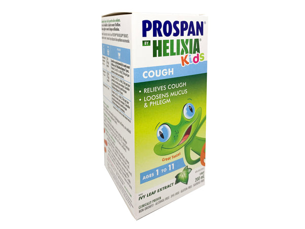 Helixia Pediatric Cough Syrup 200ML
