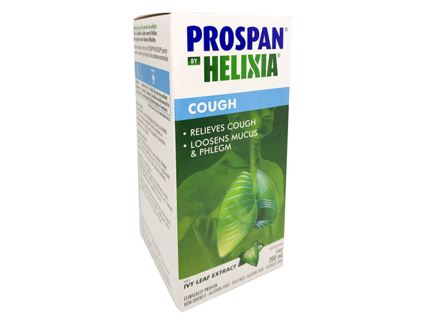 Helixia Adult Cough Syrup 200ML