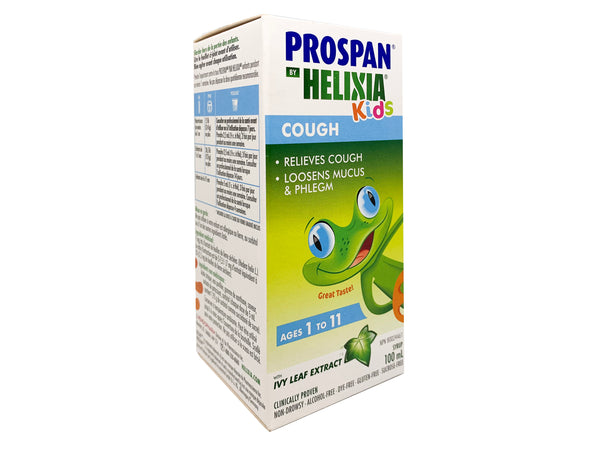 Helixia Pediatric Cough Syrup 100ML
