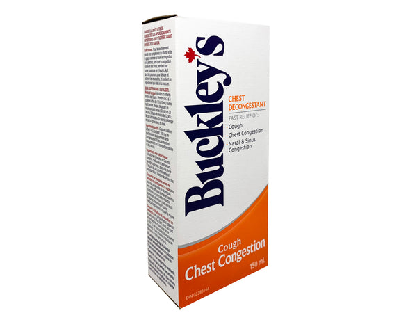 Buckley's Chest Cough Congestion 150mL (5oz)
