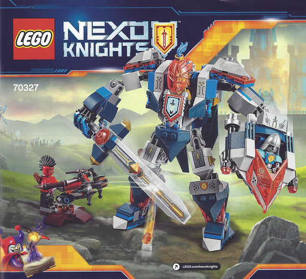 Lego 70327 Nexo Knights The King's Mechanic