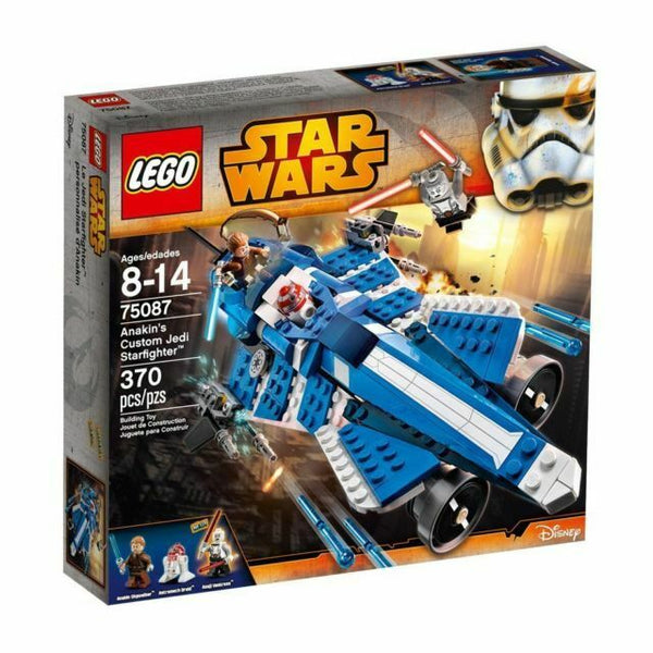 Lego 75087 Star Wars Anakin's Custom Jedi Starfighter