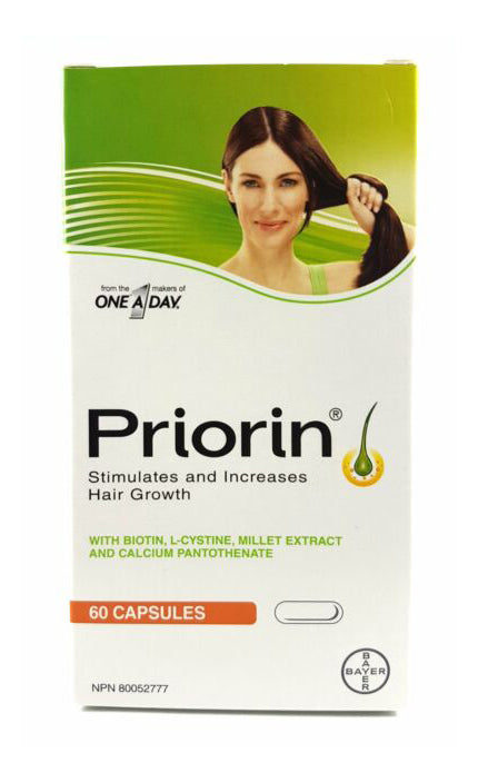 Priorin Hair Growth 60 Capsules