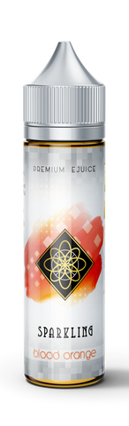 Sparkling Blood Orange - Premium E-liquid