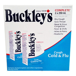Buckley's Complete 250mL 2-Pack - canoutlet.com