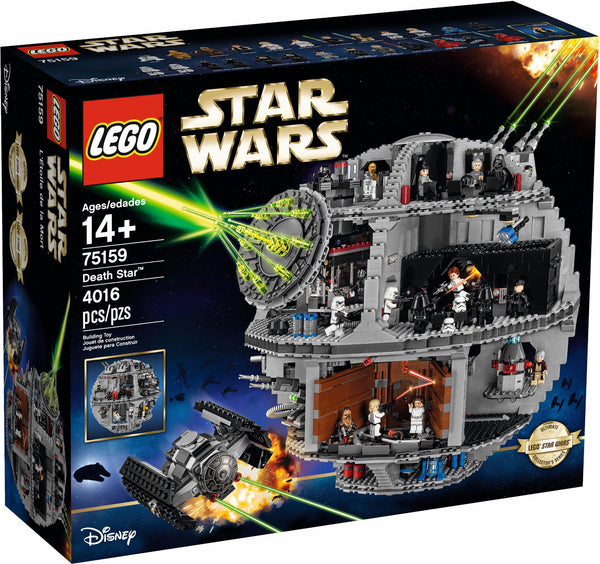 Lego 75159 Star Wars Death Star - canoutlet.com