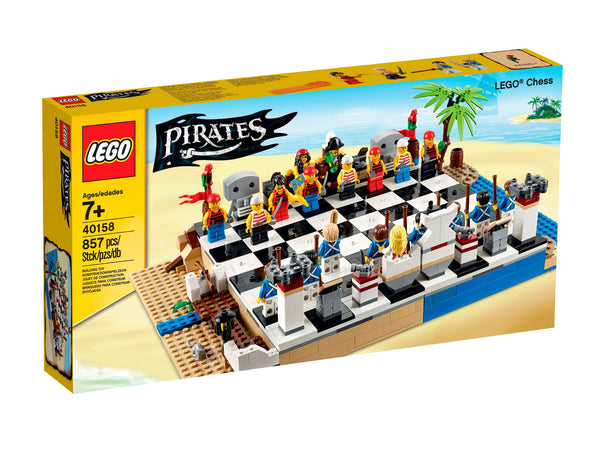 Lego 40158 Pirates Chess - canoutlet.com