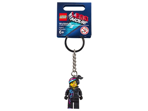 Lego 850895 Lego Movie Wyldstyle Key Chain - canoutlet.com