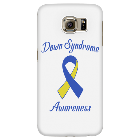 Down Syndrome Awareness Galaxy S6 Phone Case