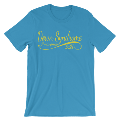 Down Syndrome Awareness 3:21 - Four Season Athletics