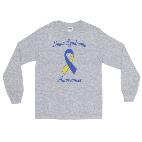 Down Syndrome Awareness Long Sleeve