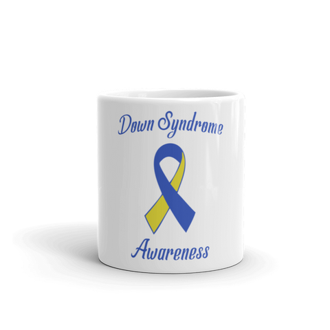 Down Syndrome Awareness Mug