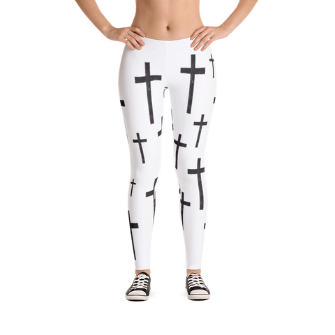 Cross Leggings