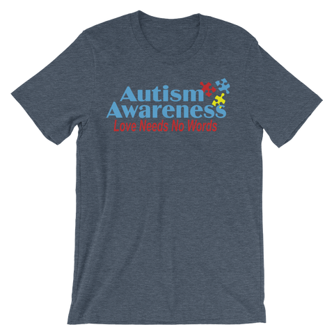 Autism Awareness Tee - Four Season Athletics
