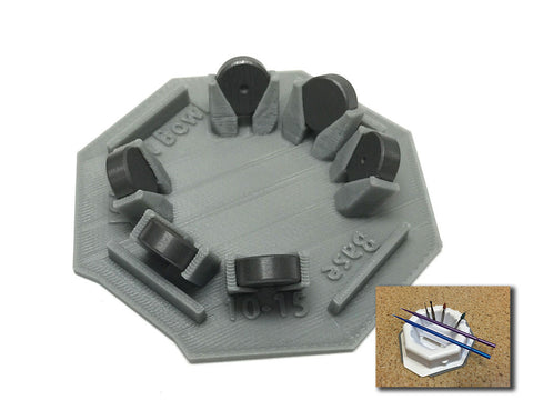 Bot Bowl® Grey Base