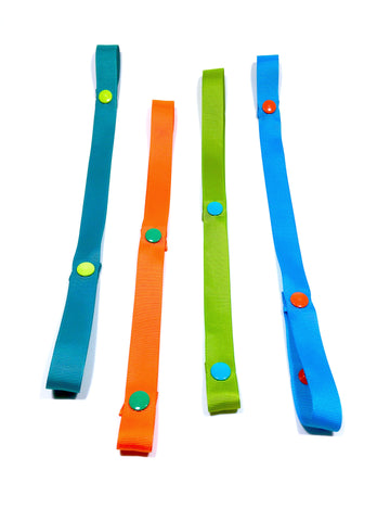 Play Gym Toy Adjustable Ribbon Attachments