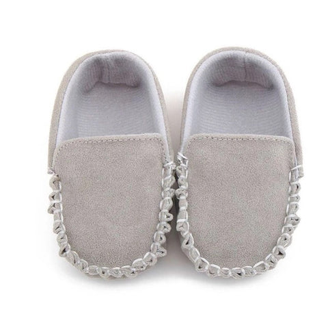 Loafer Moccasin -  Grey