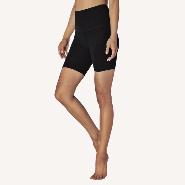 The Organic Cotton High-Rise Shorts 6
