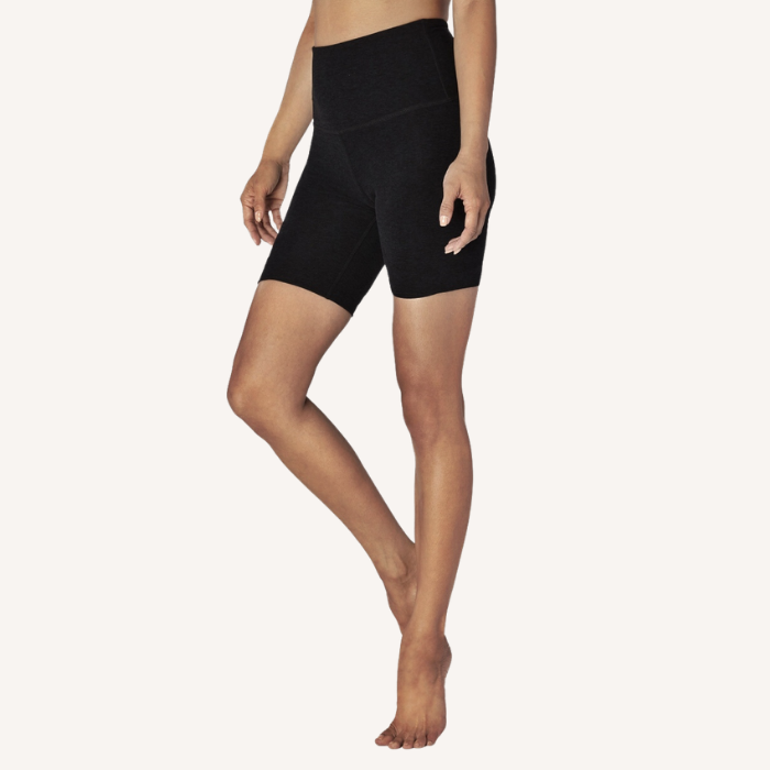 The Breeze High-Rise Bike Shorts 7""