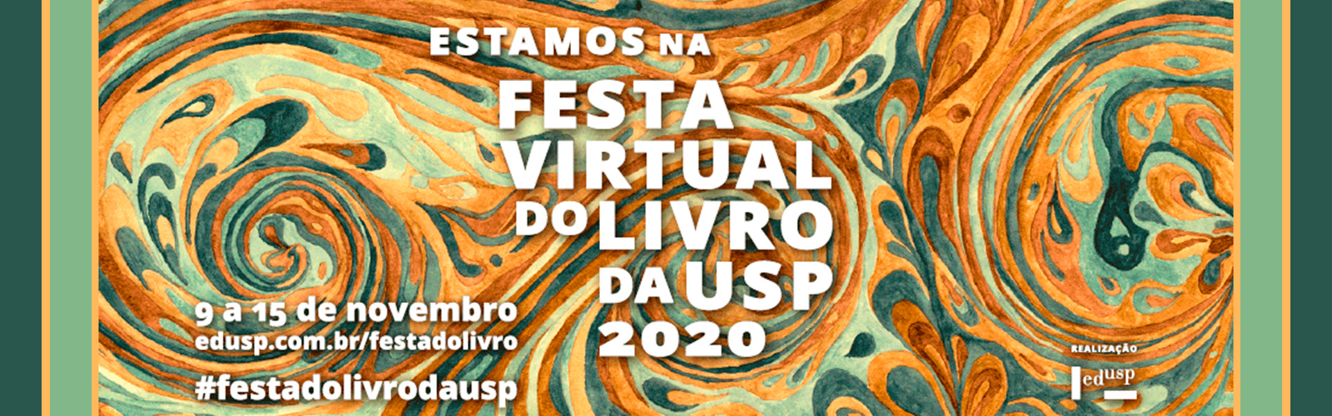 Festa Virtual do Livro da USP