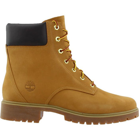 Timberland Jayne 6 Inch Waterproof Boots Wheat