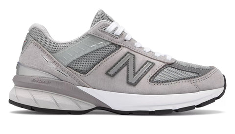 New Balance Womens 990v5 - Grey/Castlerock