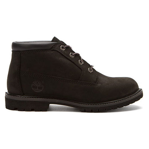 Timberland Earthkeepers Nellie Chukka - Womens Waterproof Boot Black
