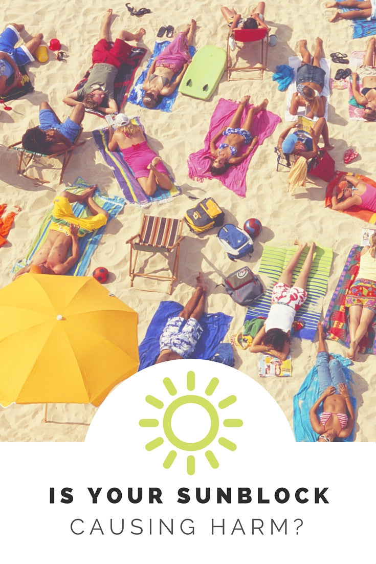 What's in your sunscreen and is it safe for the environment?