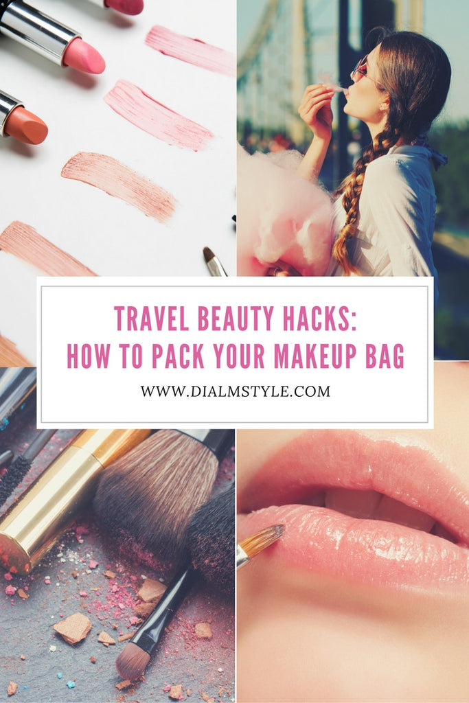 Beauty Hacks 101: How to Pack Your Makeup Bag!
