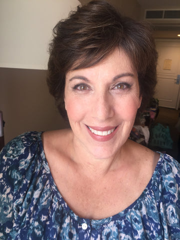 Mother of the Bride makeup Irvine