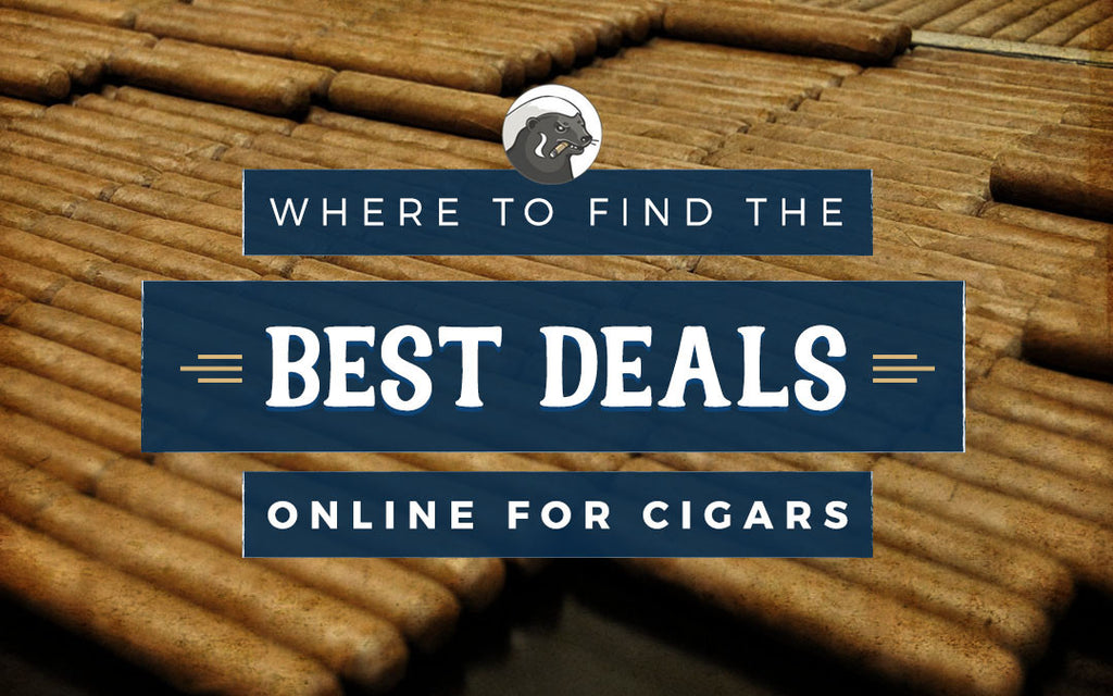 Where to Find the Best Deals Online for Cigars