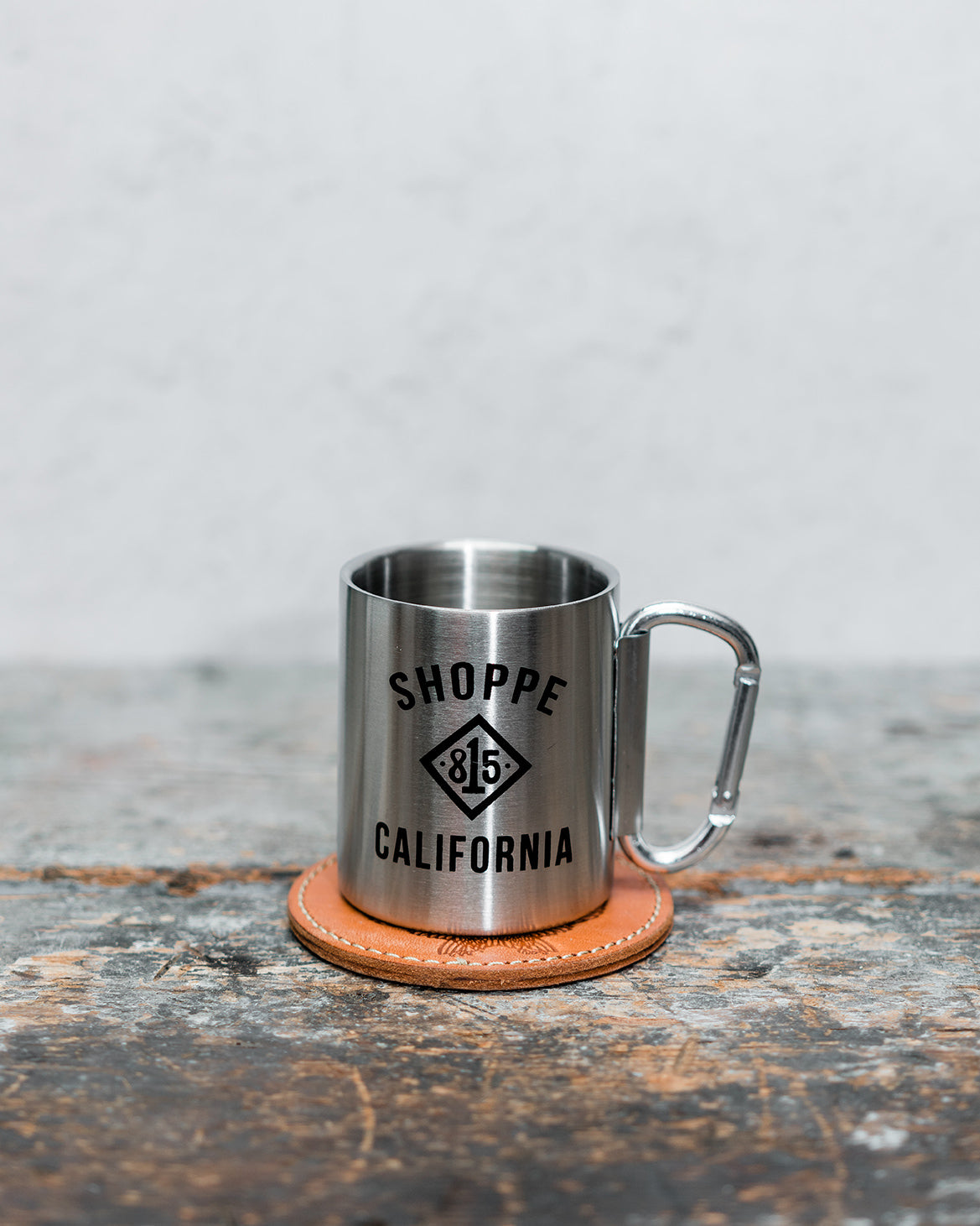 Carabiner Mug - Travel - Outdoor - Kitchen - Accessory