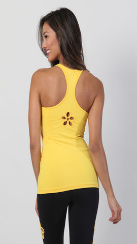 Flower tank yellow - LT160