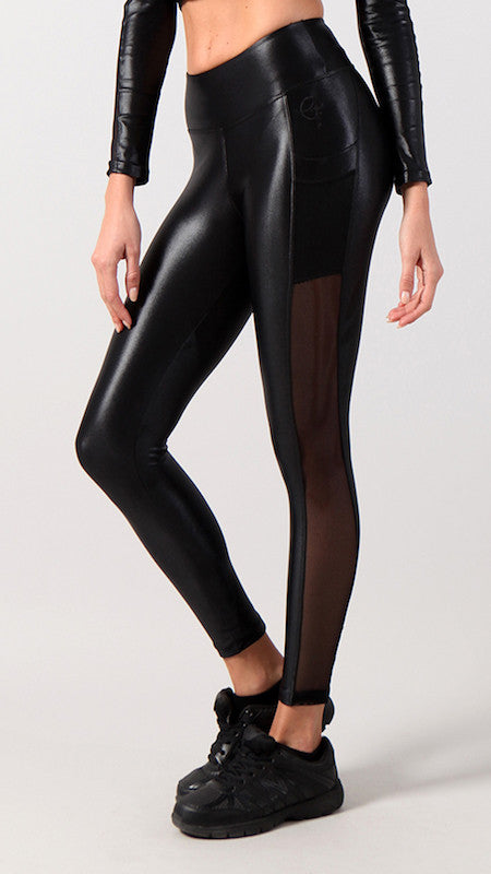 Siren black leggings