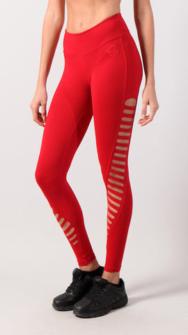 Walk the ladder pant - Red