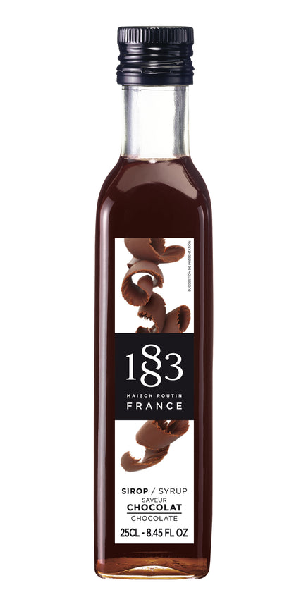 1883 Chocolate Syrup - 250 ml