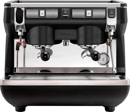 Nuova Simonelli Appia Life - 2 Group Compact - Semi Automatic - 3 Colours