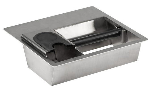 JoeFrex Countertop Knock Box Combi w/ Tamping Station