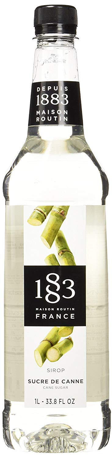 1883 Cane Sugar Syrup - 250 ml